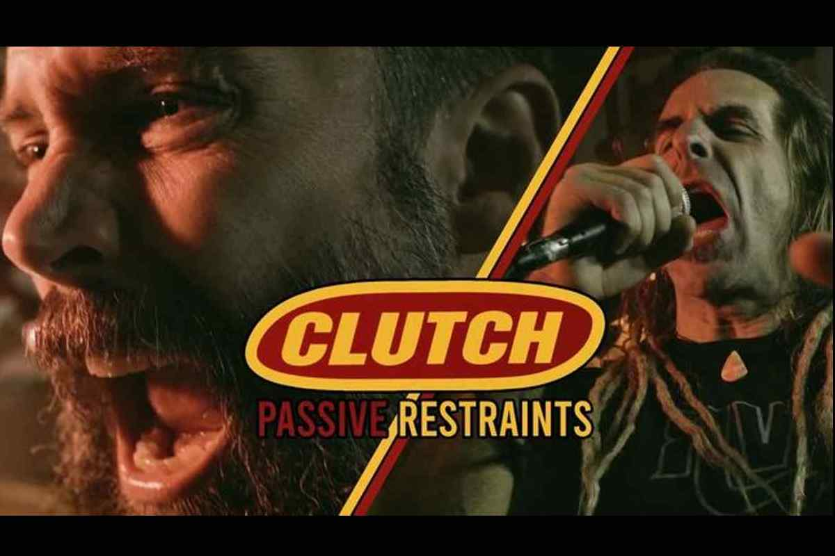 Lamb Of God Frontman Joins Clutch For 'Passive Restraints' 2020 In Review