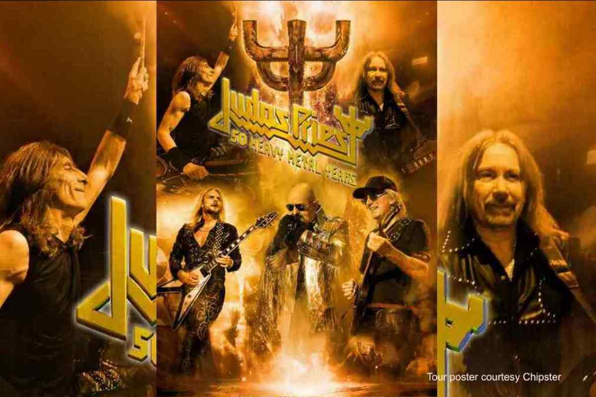 Judas Priest Taking Unusual Steps On Making New Album Says Halford 2020 In Review