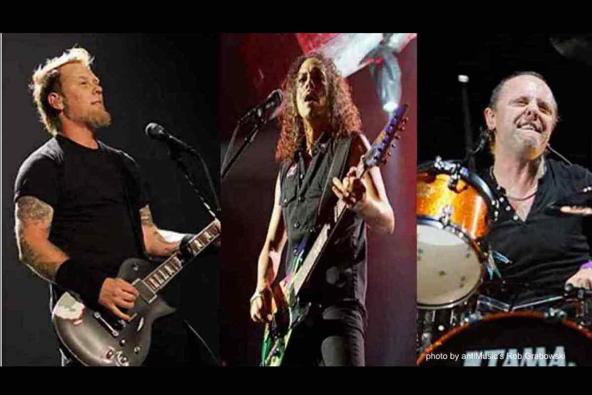 Metallica Guitarist Has A Lot Of Material For Next Album 2020 In Review