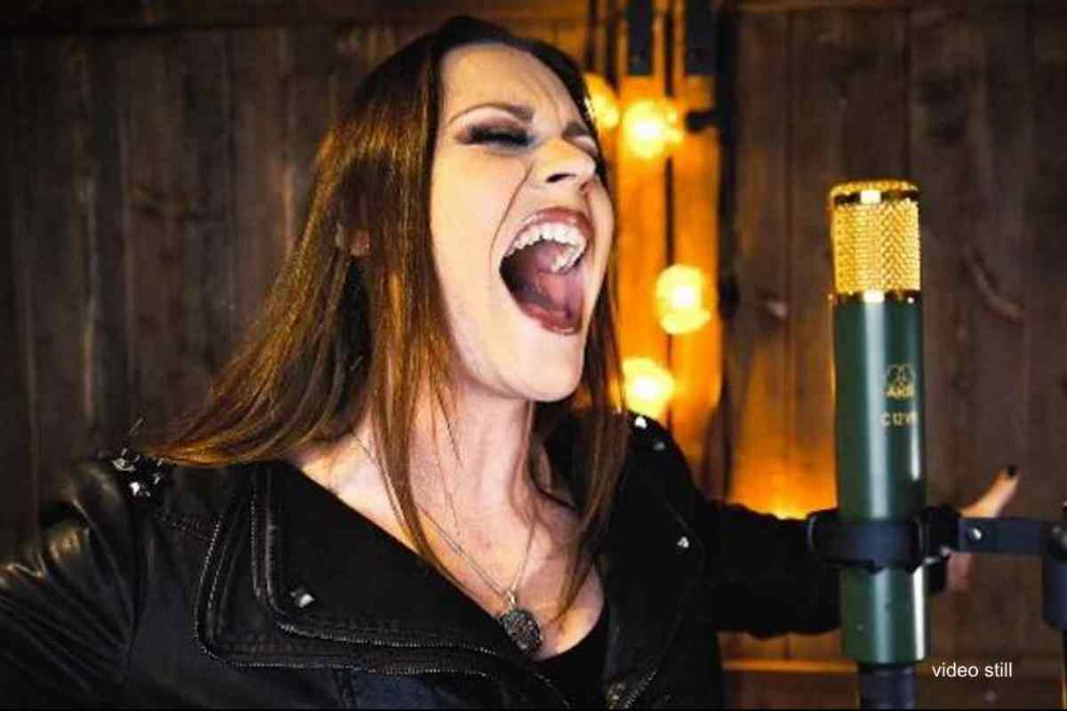 Nightwish Frontwoman Rocks Disney Frozen Hit 2020 In Review