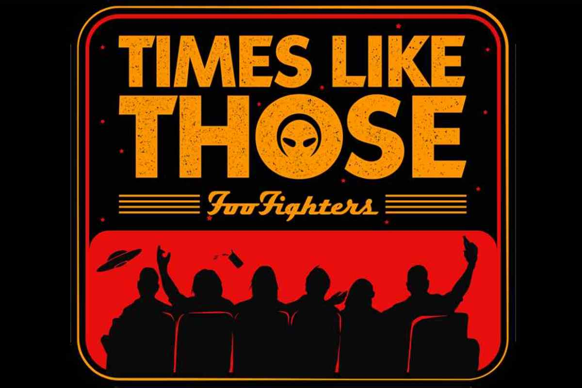 Foo Fighters Look Back With 'Times Like Those' 2020 In Review
