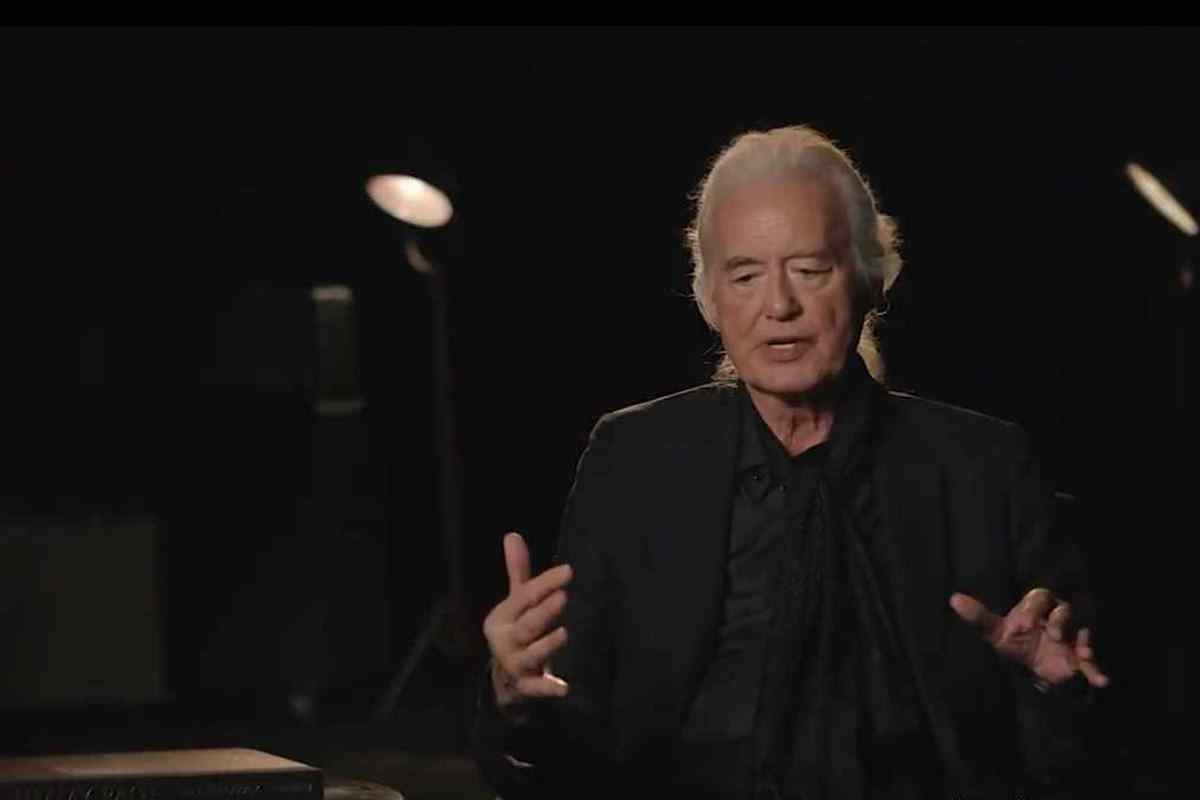 Led Zeppelin's Jimmy Page Worried About Pandemic's Impact On Music 2020 In Review