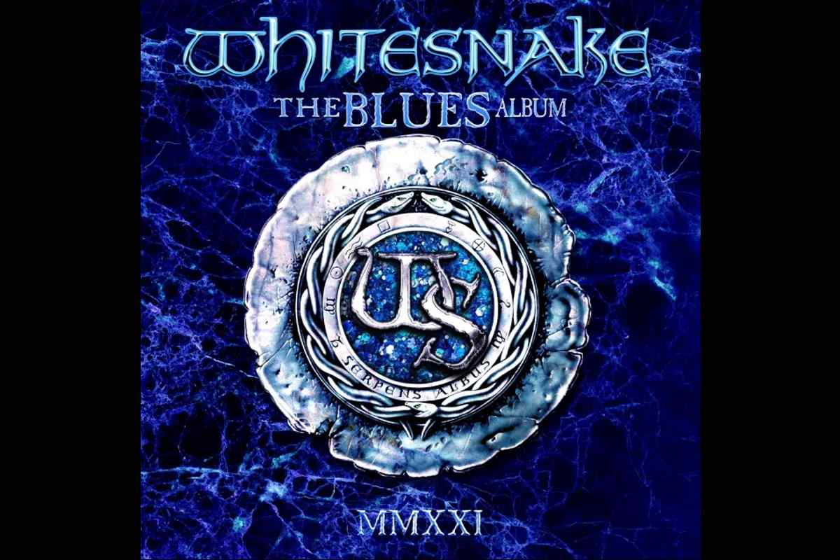 Whitesnake Share Blues Album Details and Release New Video