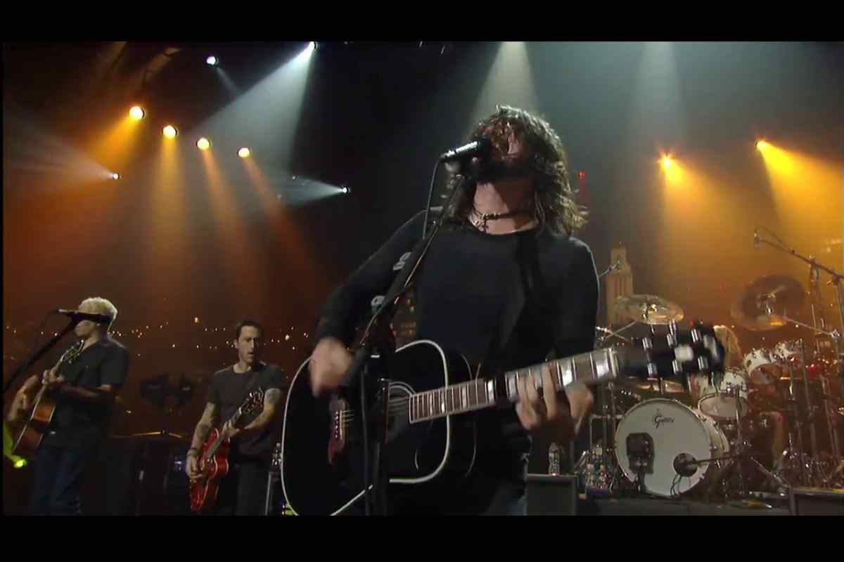 Foo Fighters Preview Austin City Limits Special
