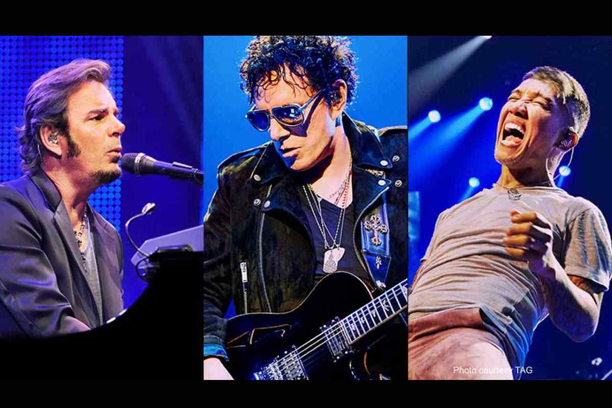 Journey Looking To Release New Single Next Month