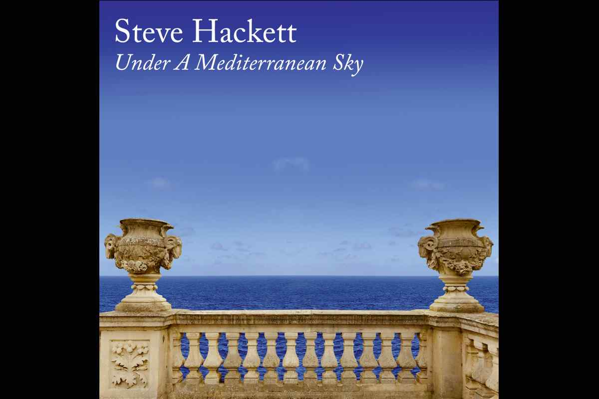 Steve Hackett Releases 'Sirocco' Video