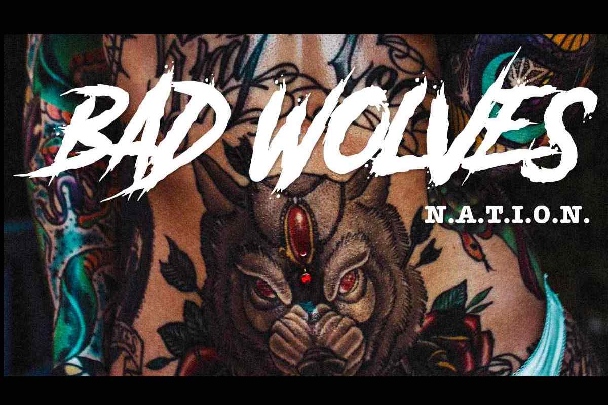 Bad Wolves Lead Singer Tommy Vext Leaves Band