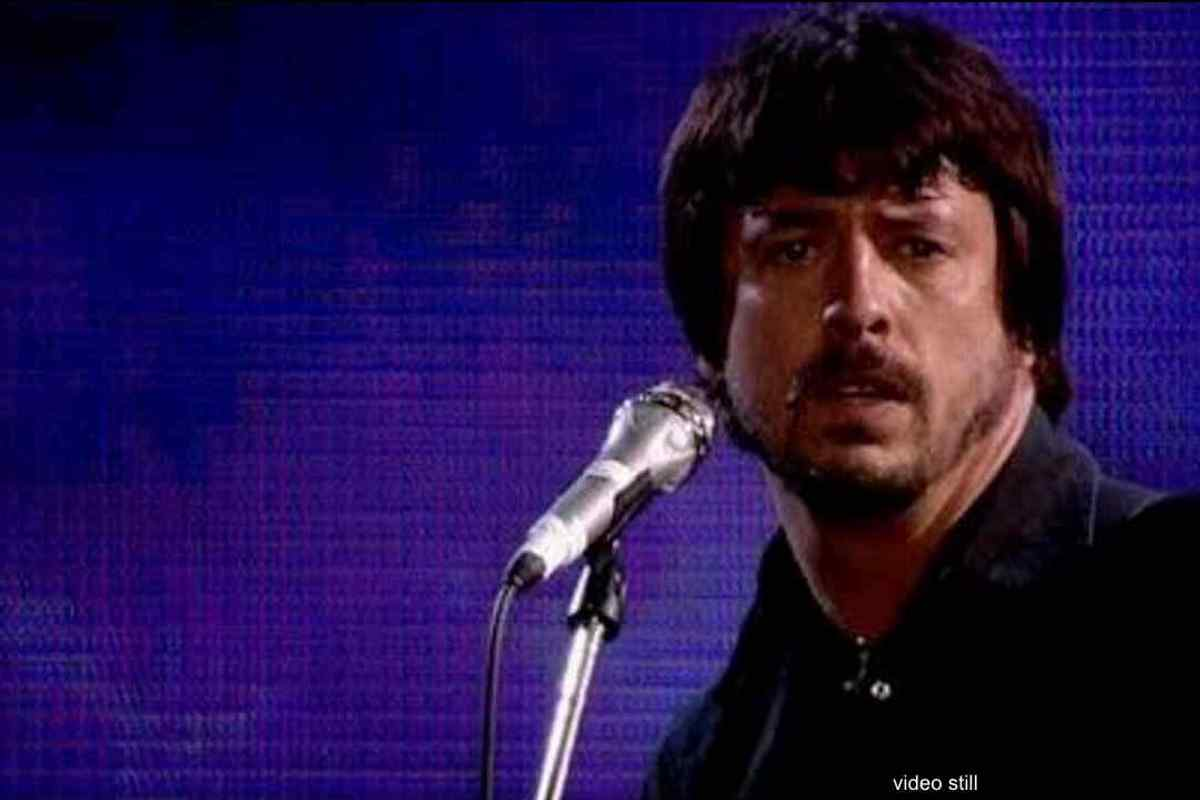 Why Dave Grohl Will Not Sing Nirvana Songs