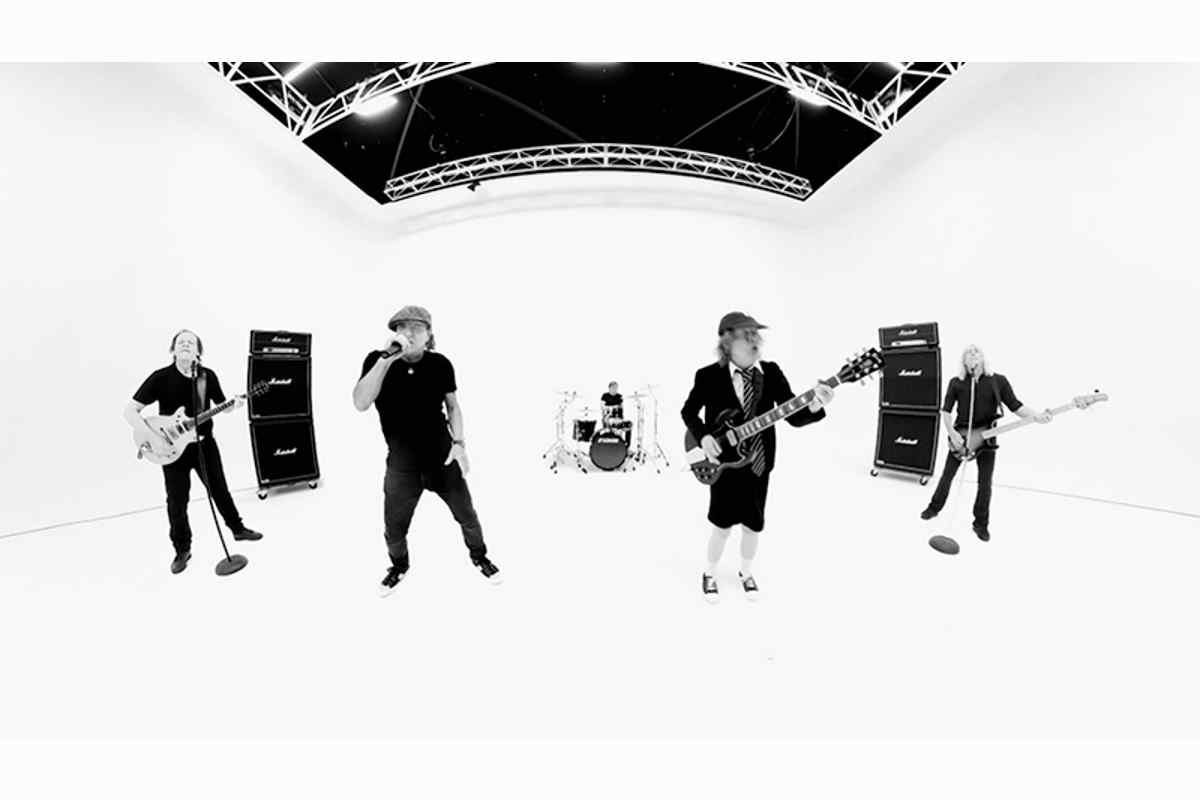 AC/DC Release Innovative 'Realize' Video
