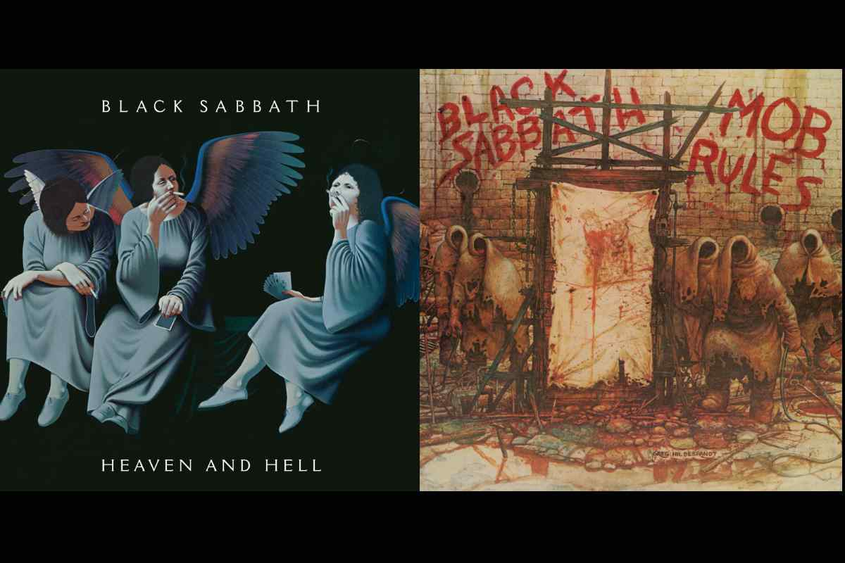 Black Sabbath To Reveal Previously Unreleased Dio Era Recordings