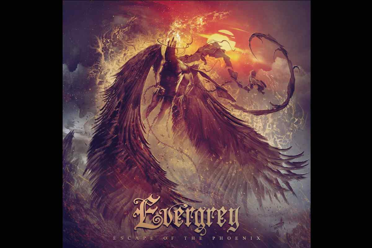 Dream Theater's James LaBrie Guests On Evergrey's New Album