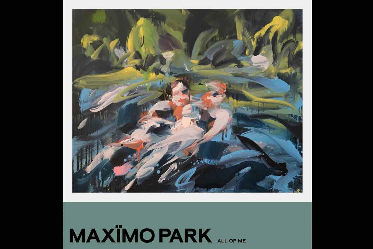 Maximo Park Release 'All Of Me' Video