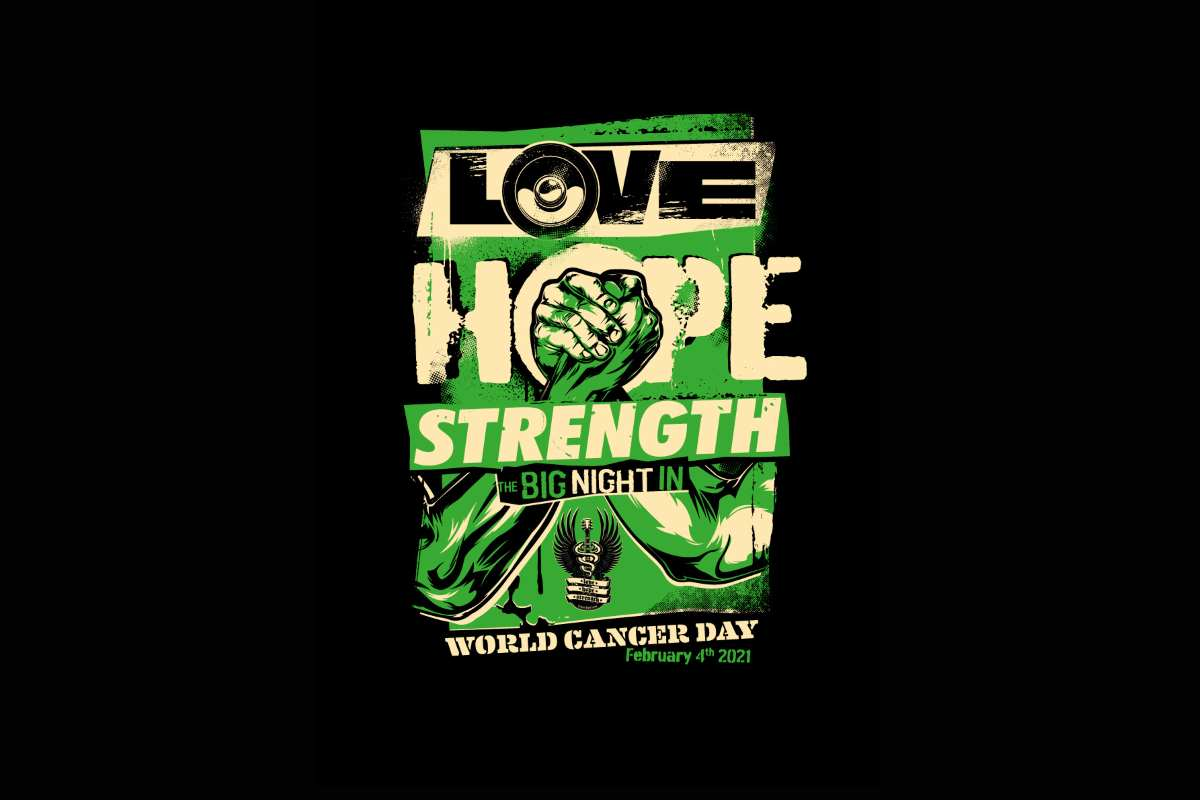 The Alarm's Mike Peters Announces Love Hope Strength Big Night In