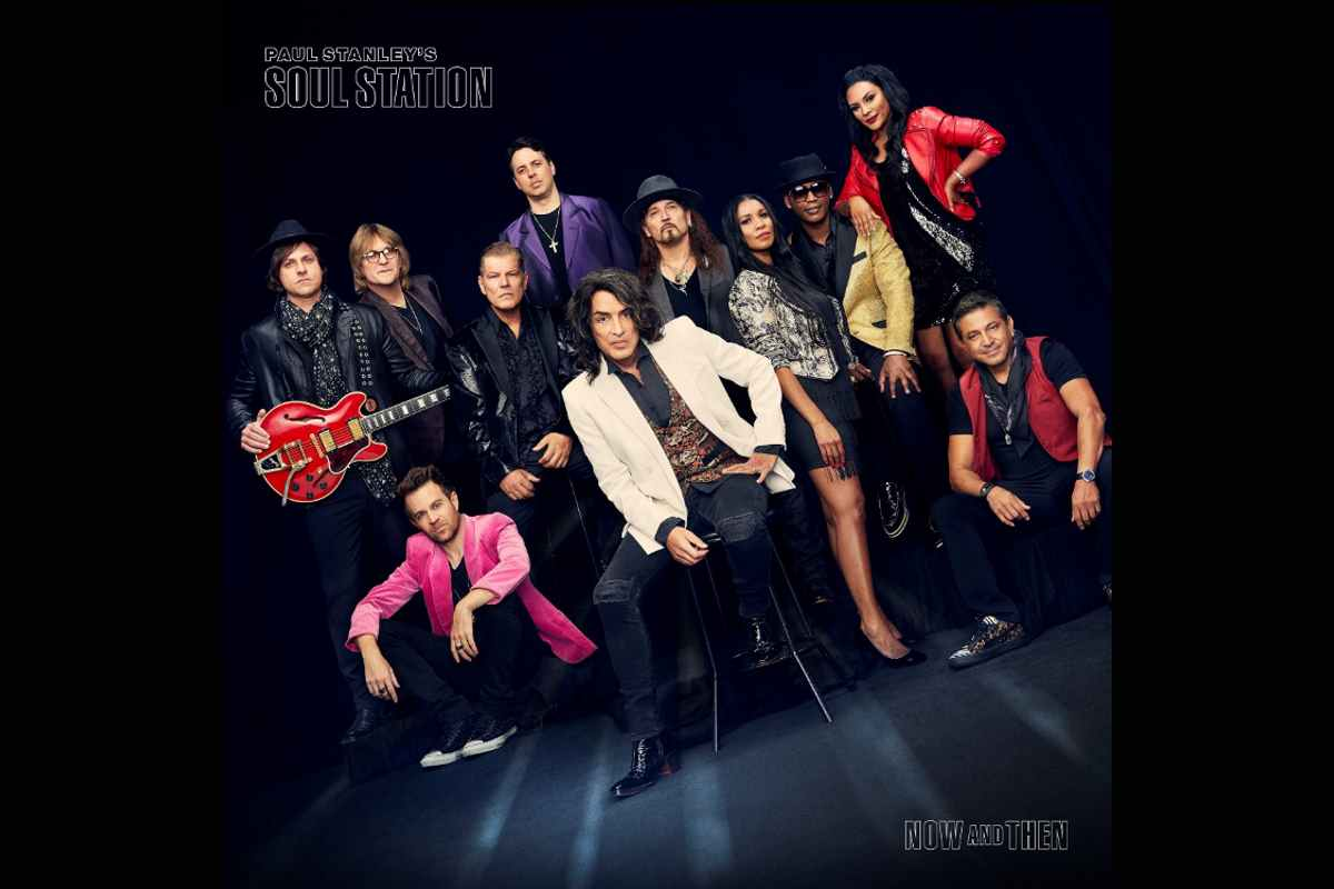 Paul Stanley's Soul Station Release New Song and Announce Album