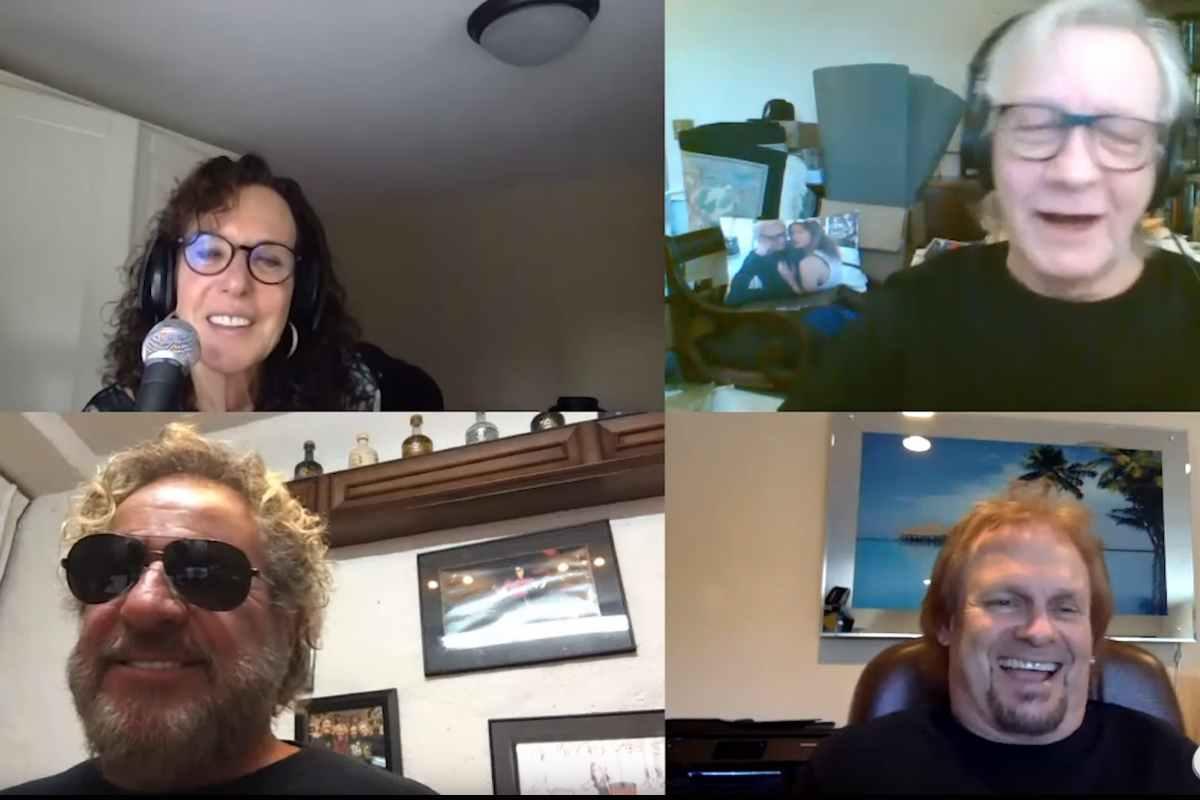 Eddie Van Halen Tribute Show Push From Hagar and Anthony