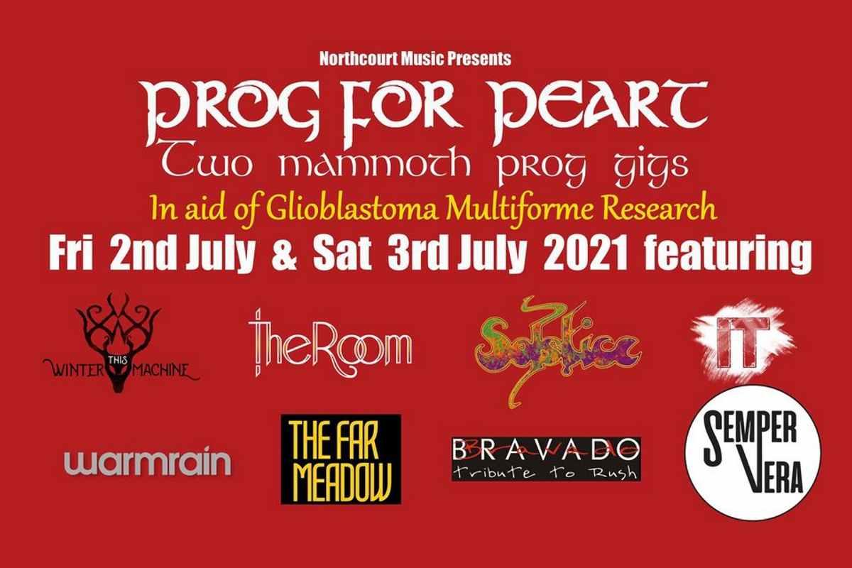 Prog For Neil Peart Tribute Event Announced