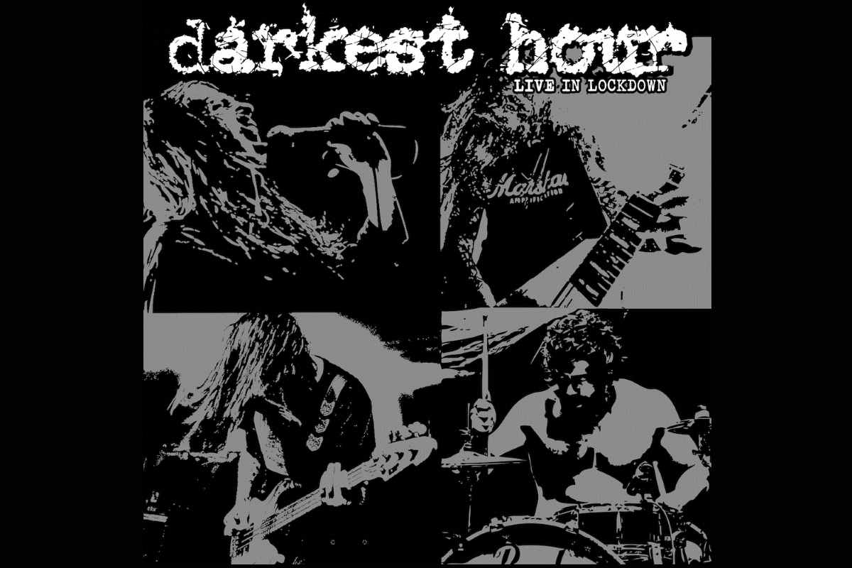 Darkest Hour Announce Live In Lockdown - The Complete Collection