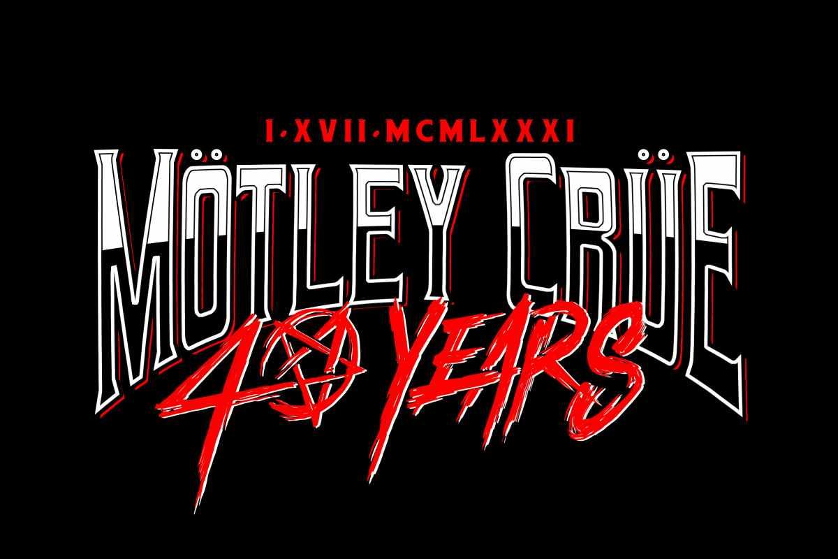 Motley Crue Mark 40th Anniversary With Video