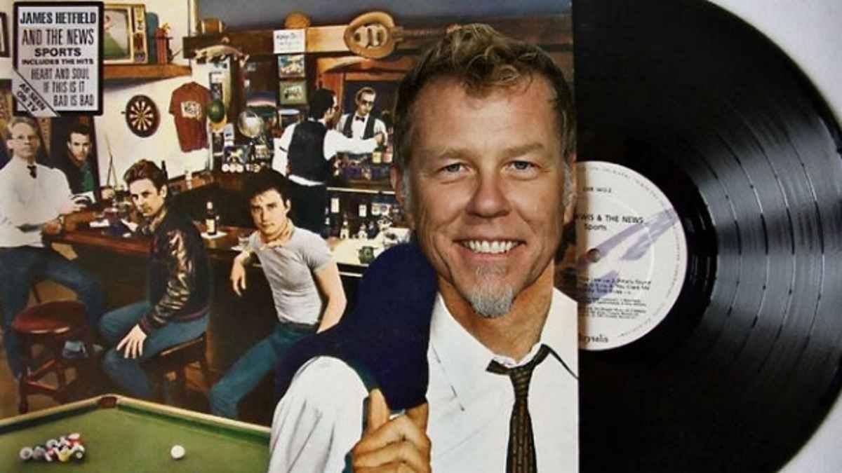 Metallica Meets Huey Lewis For 'Hip to Be the Sandman'