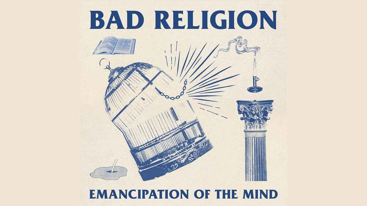 Bad Religion Stream New Track 'Emancipation Of The Mind'