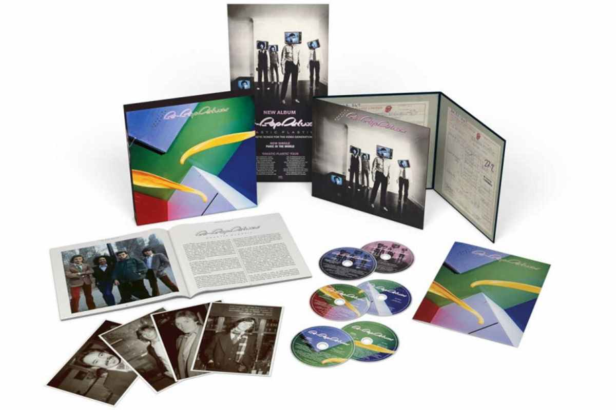 Be-Bop Deluxe's 'Drastic Plastic' Expanded For New Box Set