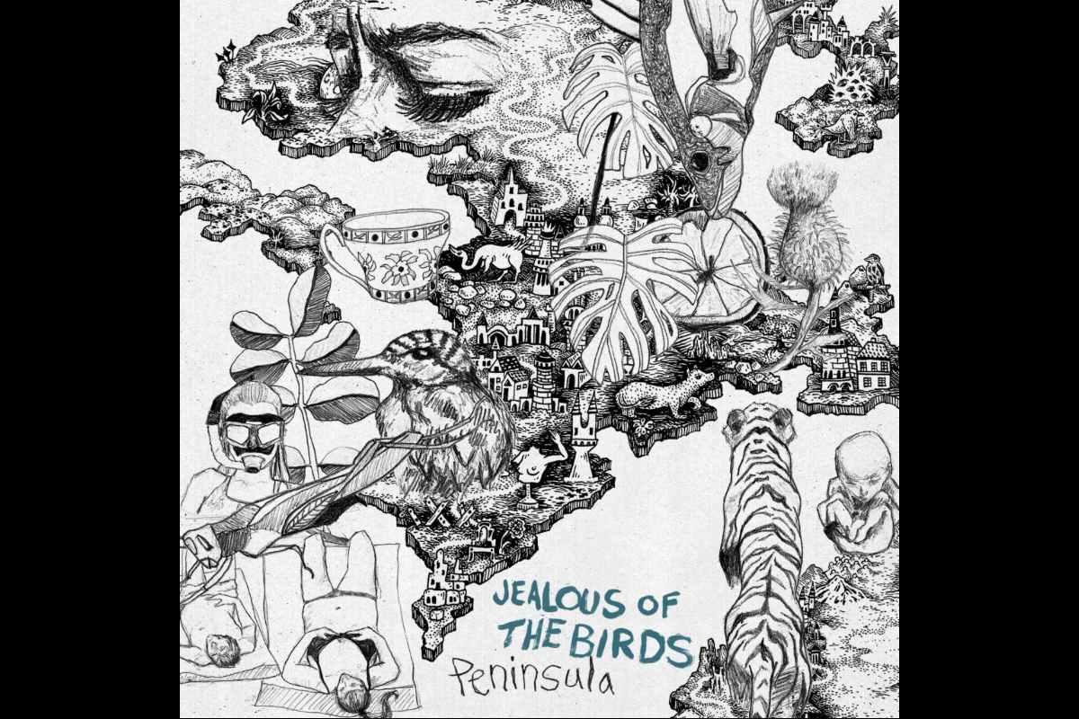 Jealous Of The Birds Shares 'Pendulum' Lyric Video