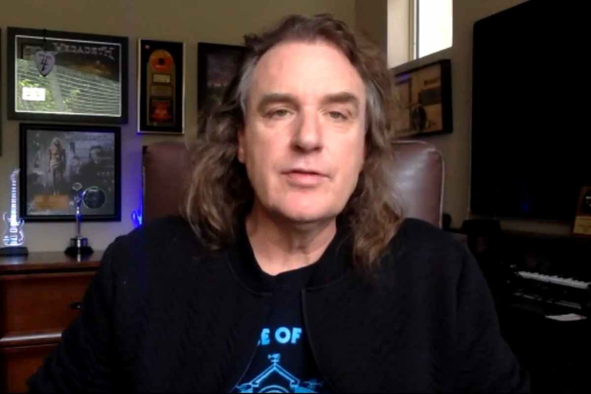 Megadeth's New Album Is 'Up There' With Classic Albums Says Ellefson