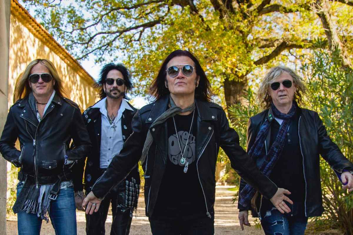 B-Sides: The Dead Daisies Reunite With Ozzy Drummer, Bob Rock Sells Metallica Rights, David Lee Roth and more