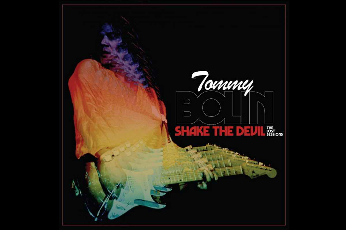 Tommy Bolin Lost Sessions Rarities Set To Be Released