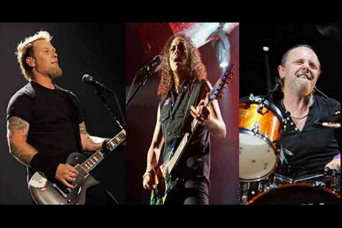 Metallica's New Album Progress Very Slow Says Lars