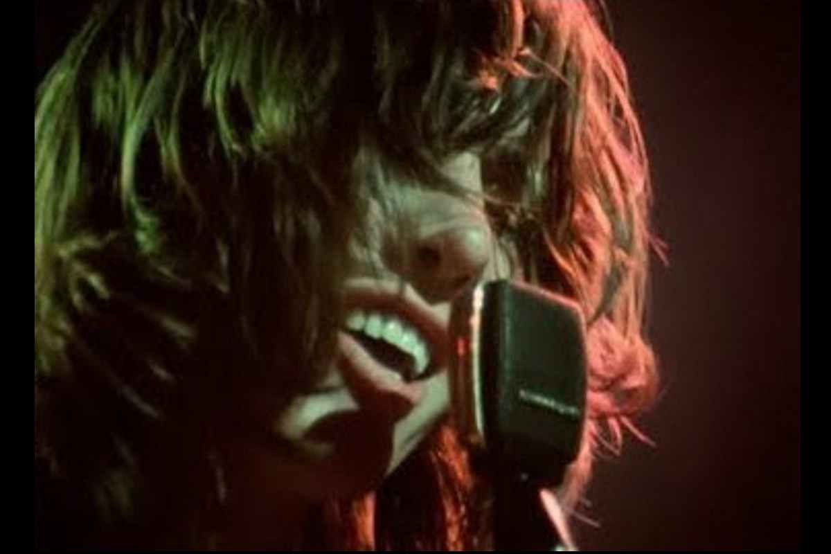 Pink Floyd Share Classic 1972 Performance Video