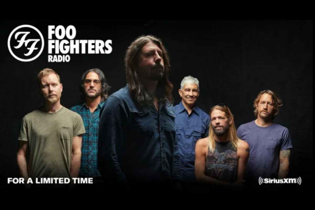 Foo Fighters Playing Special Release Show and Launching Radio Channel