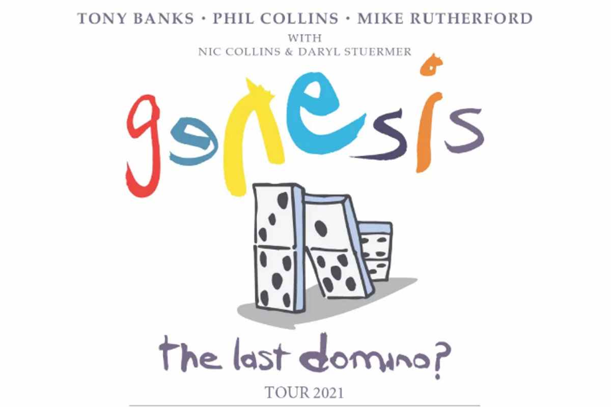 Genesis Reschedule Reunion Tour and Share Rehearsal Video