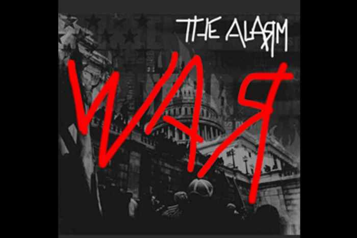 The Alarm Releasing New CD 'War' Without The Music