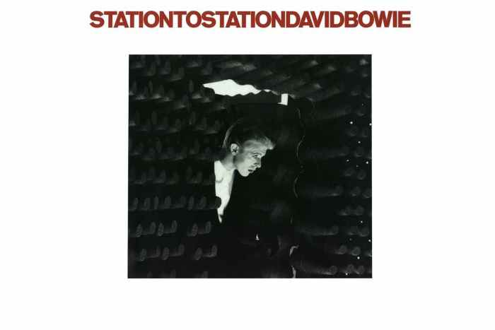 David Bowie's Station To Station Anniversary Celebrated In The Studio
