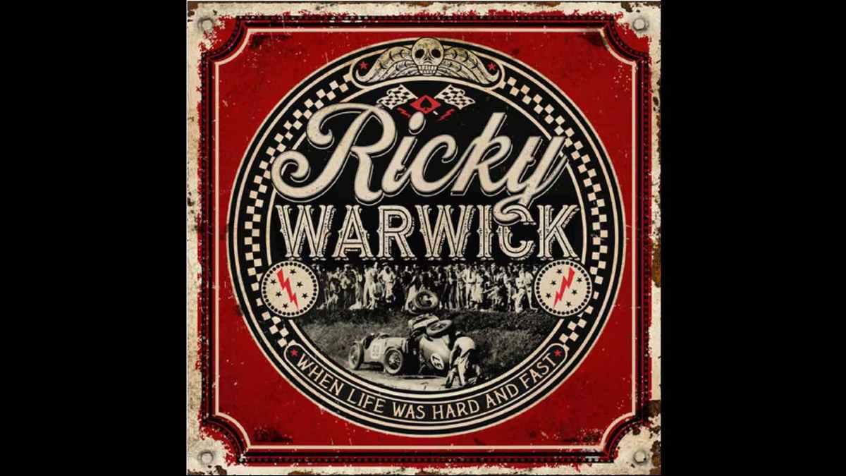 Def Leppard's Joe Elliott Guest On New Ricky Warwick Song