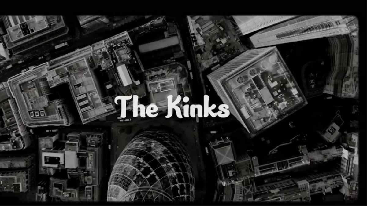 The Kinks Stream Moneygoround Performance Special