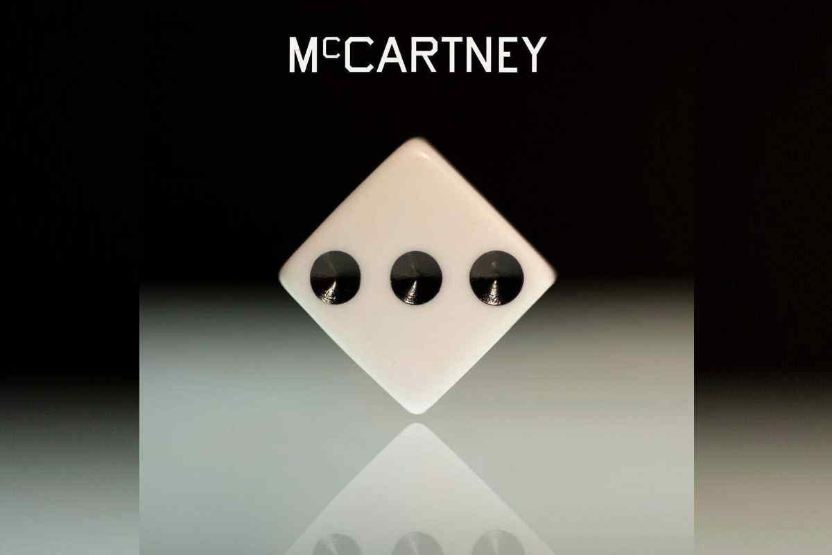McCartney III cover art