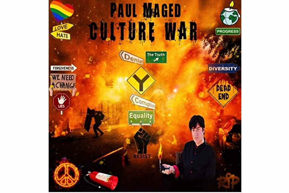 Paul Maged cover art