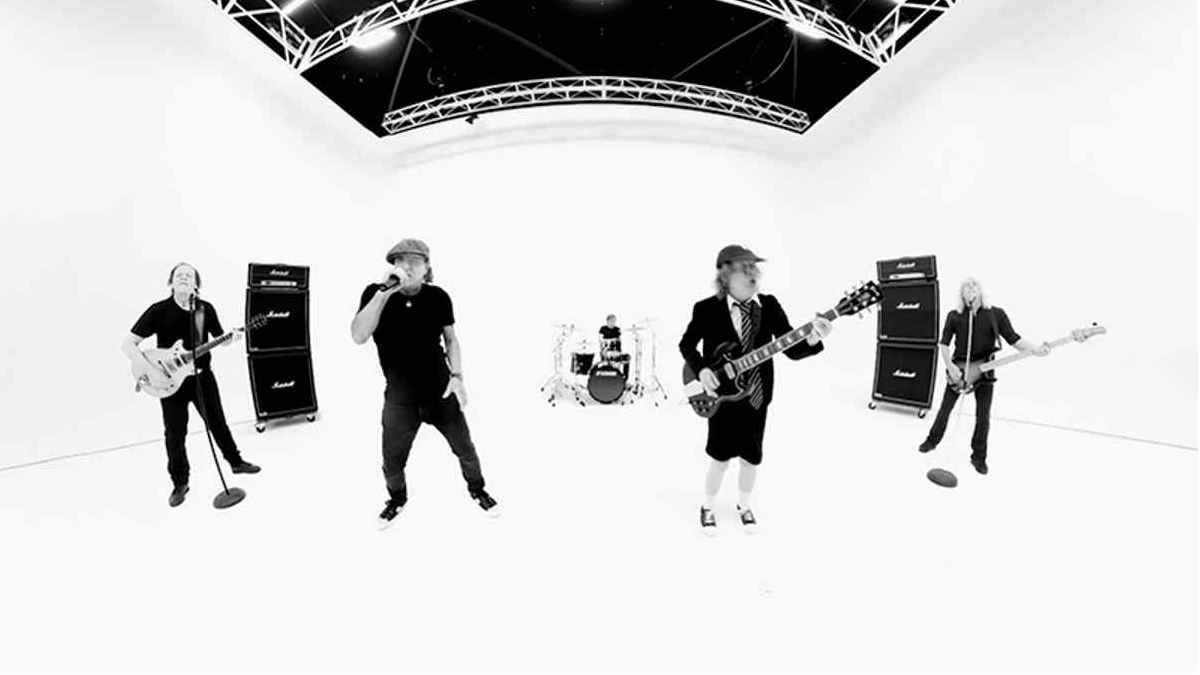 AC/DC Take Fans Behind The Scenes Of 'Realize' Video