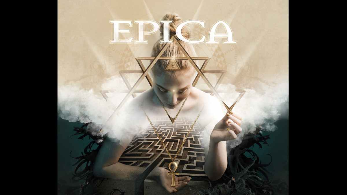 Epica Launch The Road To Omega Series