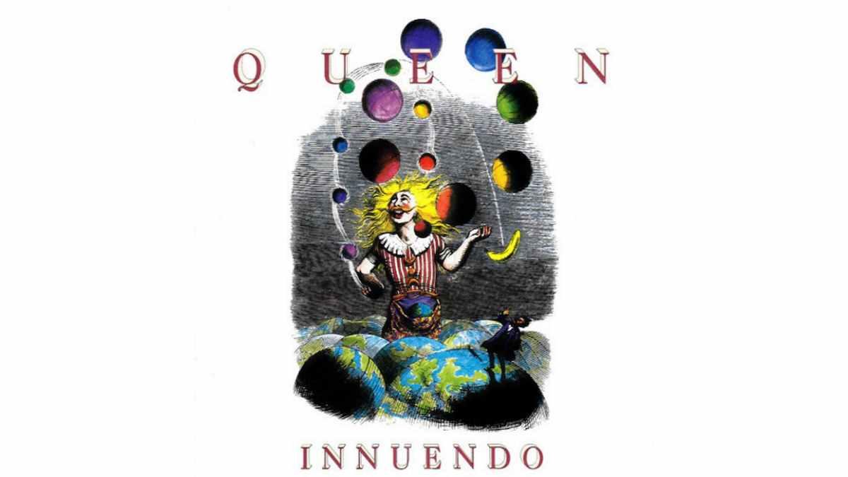 Innuendo album cover art