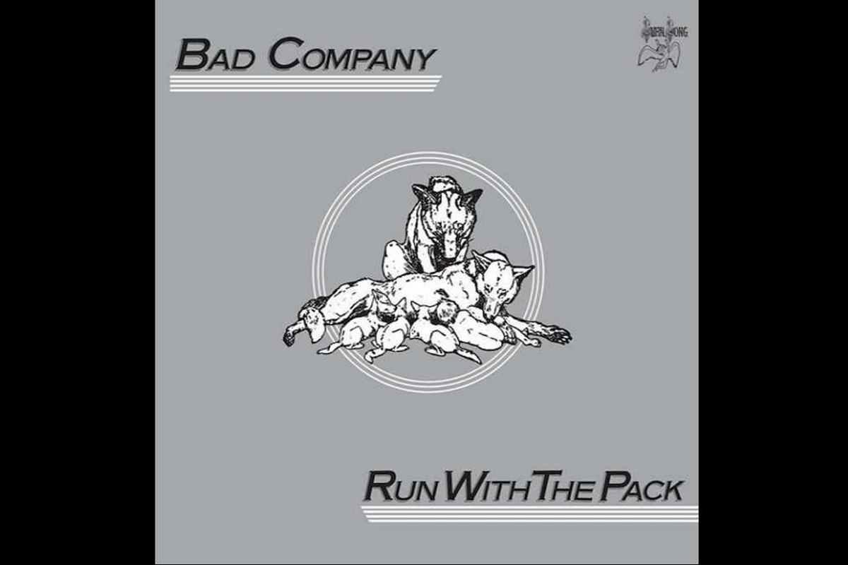 Run With The Pack album art