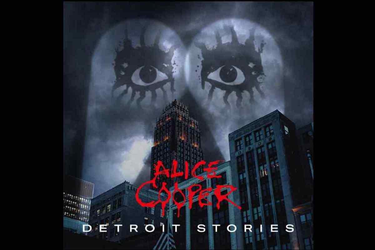 Detroit Stories cover art