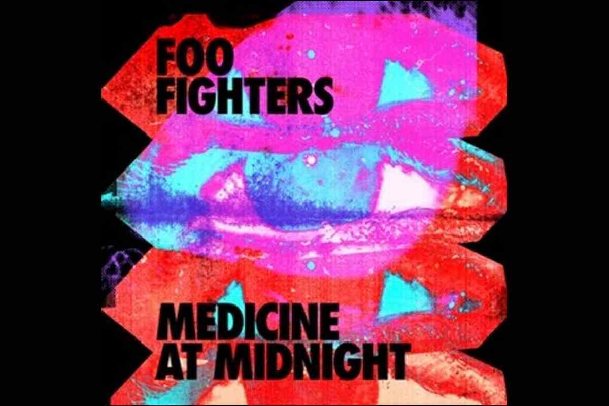 Medicine At Midnight cover art