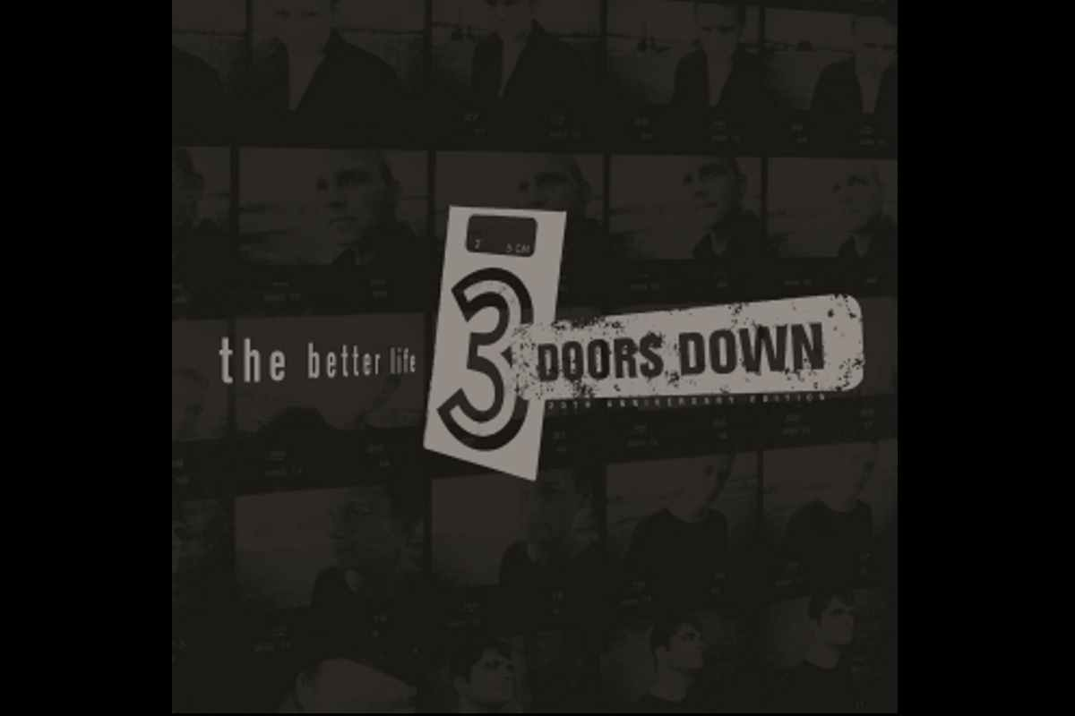 3 Doors Down Expand The Better Life For 20th Anniversary