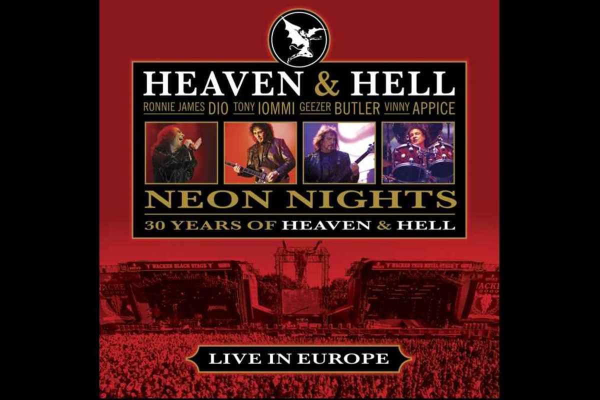 Black Sabbath's Iommi Addresses Rob Halford Heaven & Hell Speculation