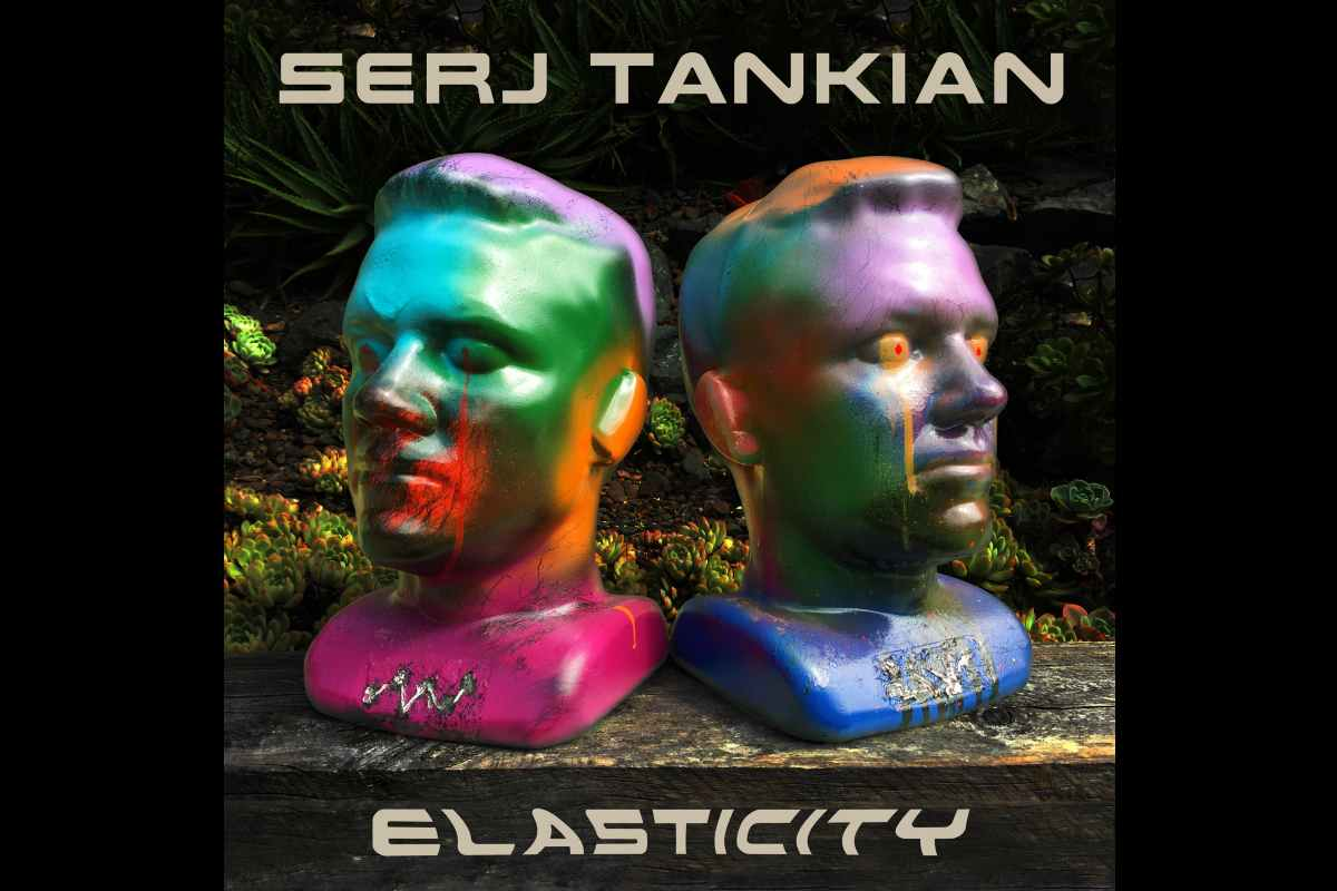 Serj Tankian Releases 'Elasticity' Video and Announces EP