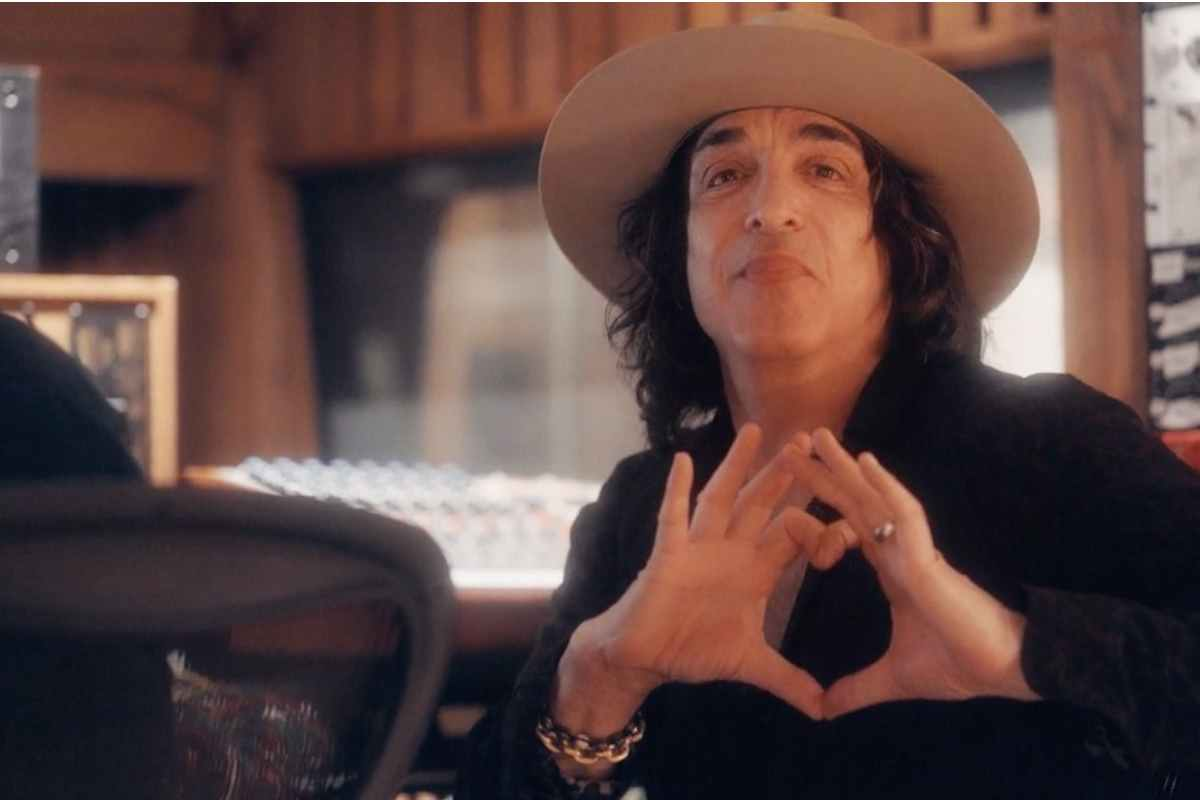 Paul Stanley's Soul Station Cover 'Could It Be I'm Falling In Love'