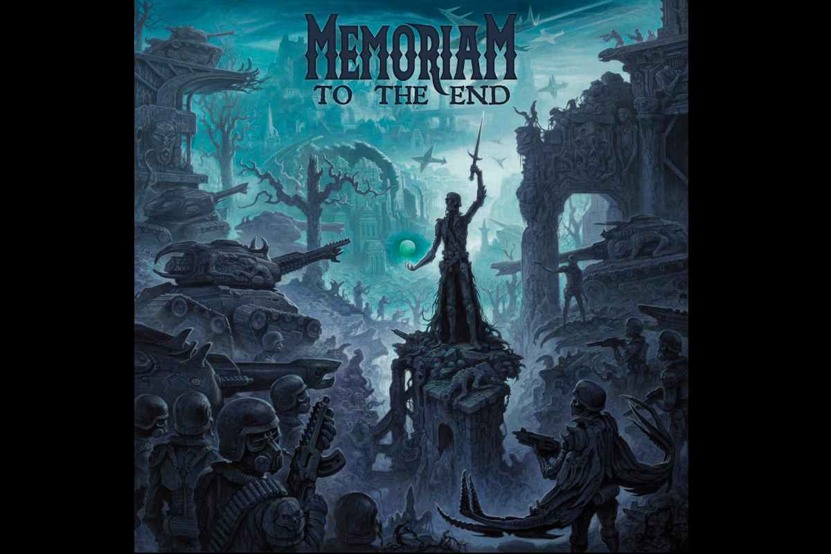 Memoriam Stream New Song 'Onwards Into Battle'